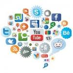 Icônes des réseaux sociaux