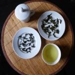 Plusieurs types de thé