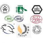 Logos cosmétiques bio