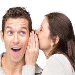 Secret dans l'oreille