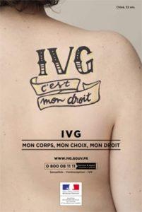 Affiche IVG