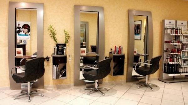 Salon de coiffure particulier