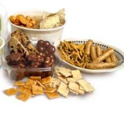 Aliments contenant des acides gras