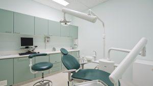 Cabinet d'un chirurgien-dentiste