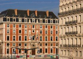Place de la Joliette à Marseille