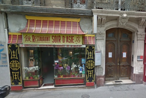 Restaurant Soir d'Asie à Marseille